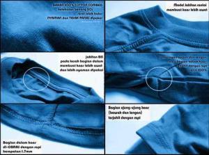 Tips Memilih Bahan Pakaian yang Bagus dan Berkualitas