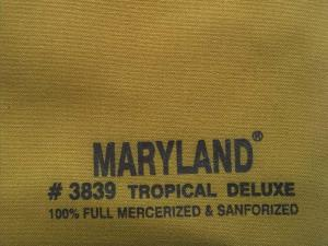 Kain Drill Merk Maryland Tropical 3839